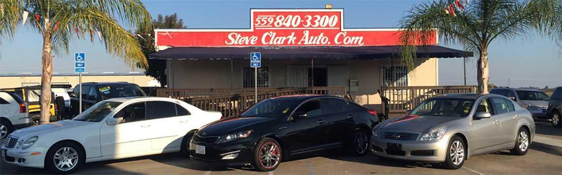 Car Dealerships In Fresno Ca >> Steve Clark Auto Sales Fresno Ca New Used Cars Trucks Sales